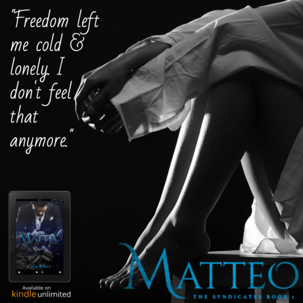 Matteo by Cala Riley - freedom