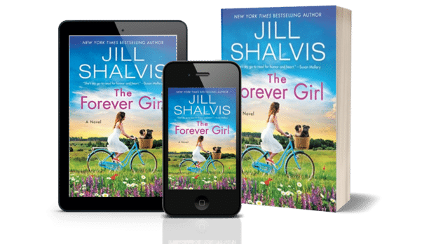 The Forever Girl (Wildstone, #6) by Jill Shalvis - Composite