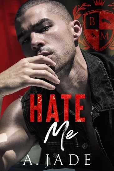 Hate Me by Ashley Jade - cover