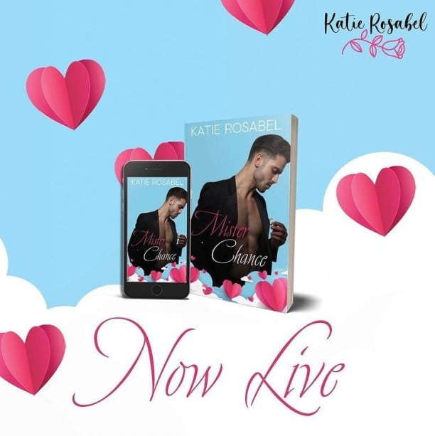 Mister Chance by Katie Rosabel - now live