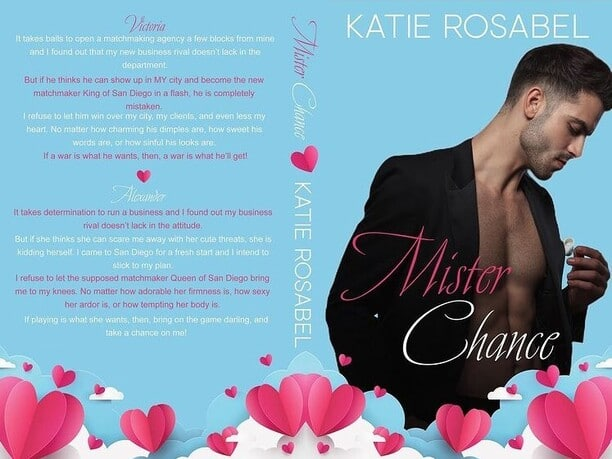 Mister Chance by Katie Rosabel - jacket