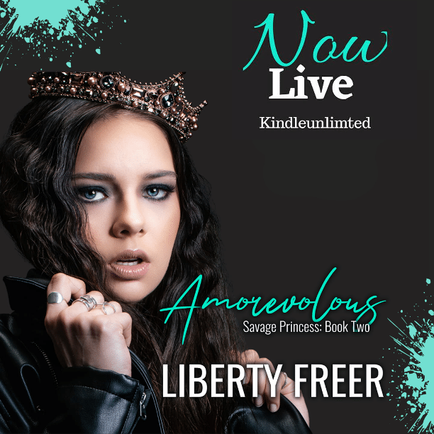 Amorevolous by Liberty Freer - now live