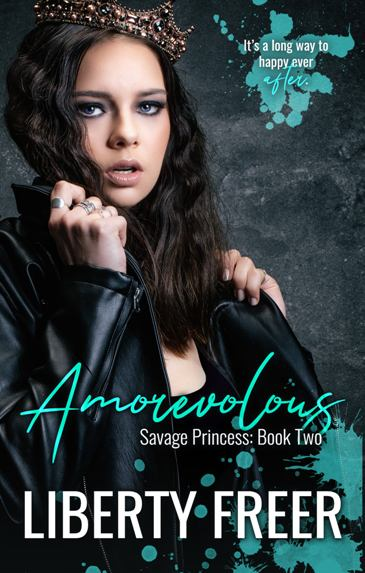 Amorevolous by Liberty Freer - cover