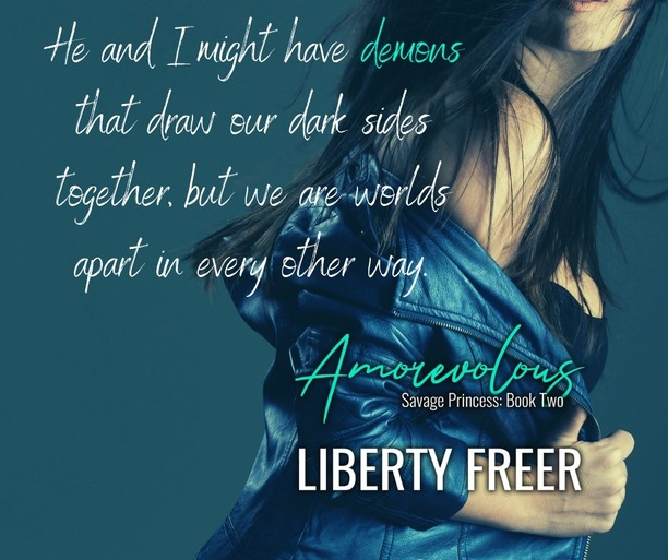 Amorevolous by Liberty Freer - demons