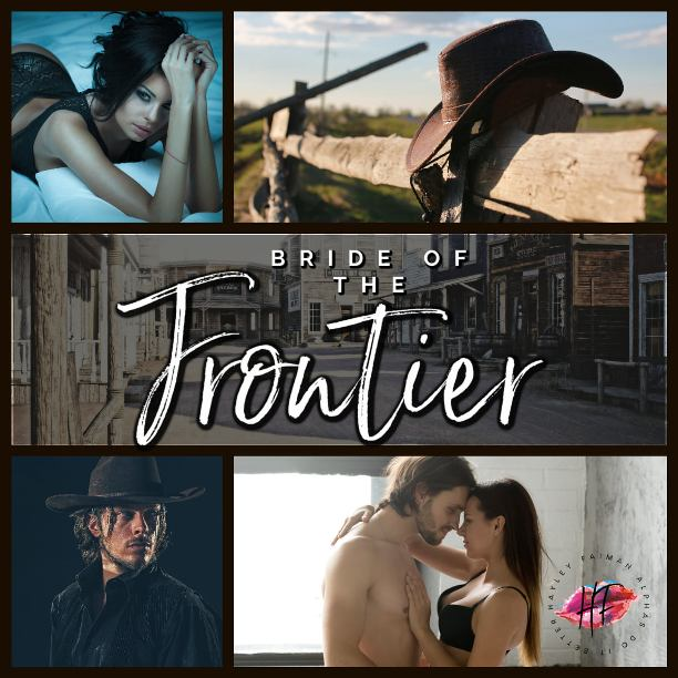 Bride of the Frontier by Hayley Faiman - collage