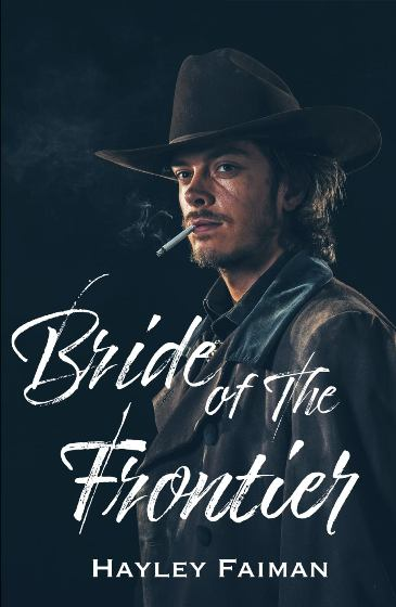 Bride of the Frontier by Hayley Faiman - cover