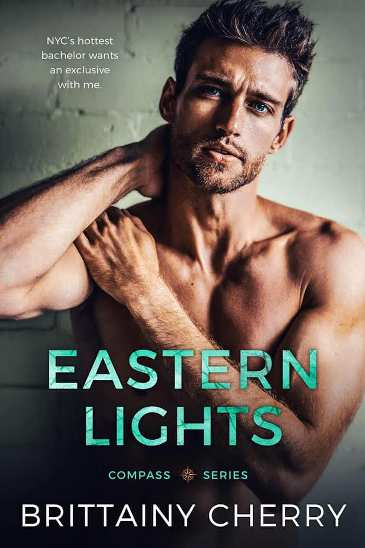 Eastern Lights by Brittainy C. Cherry - cover