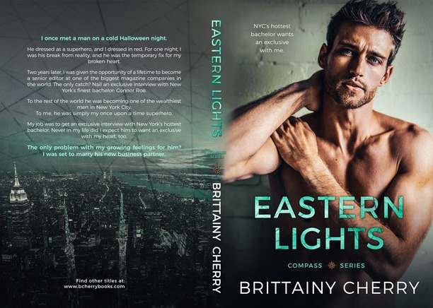 Eastern Lights by Brittainy C. Cherry - jacket