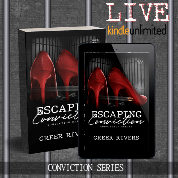 Escaping Conviction by Greer Rivers - live