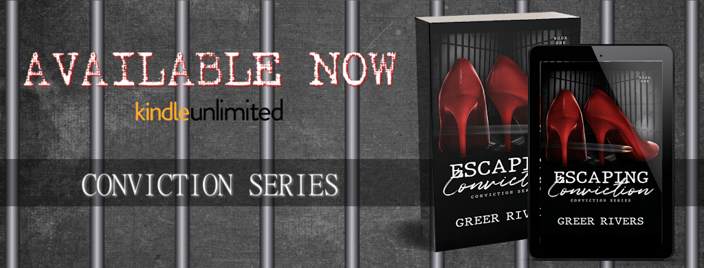 Escaping Conviction by Greer Rivers - banner
