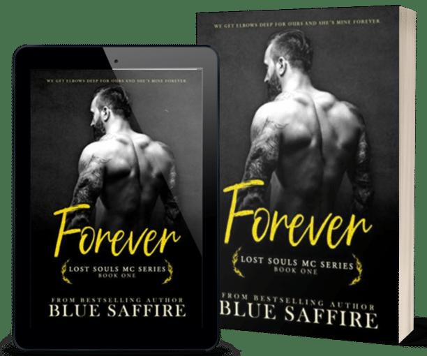Forever by Blue Saffire - composite