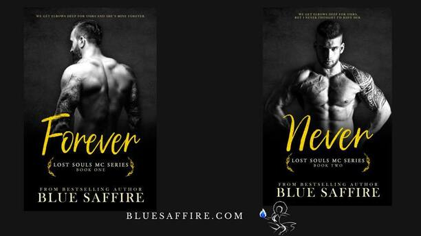 Forever by Blue Saffire - series