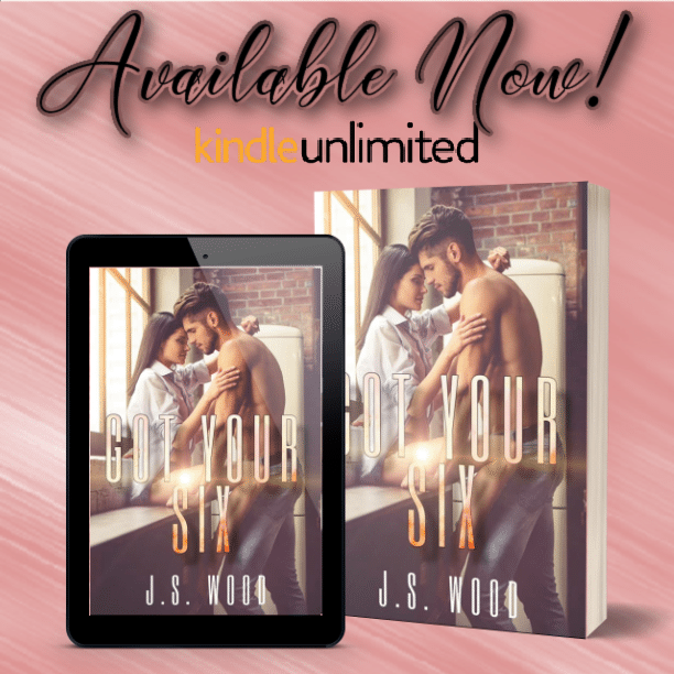 Got Your Six by J.S. Wood - available