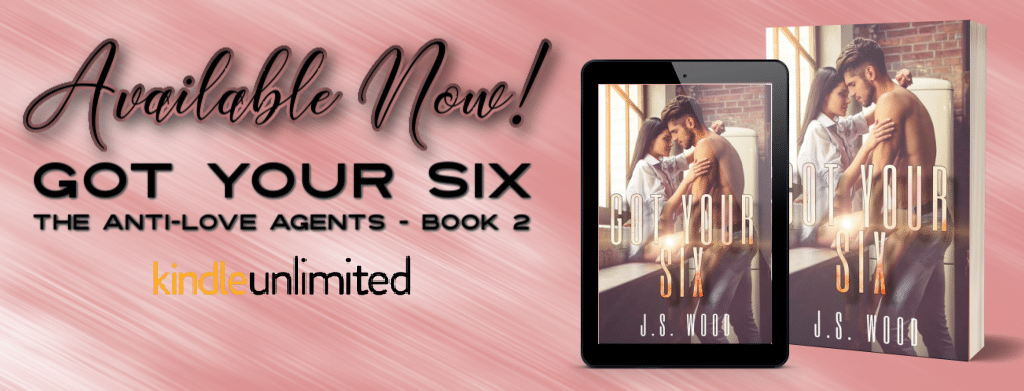 Got Your Six by J.S. Wood - banner