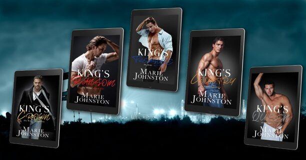 King's Treasure by Marie Johnston - King Oil Series