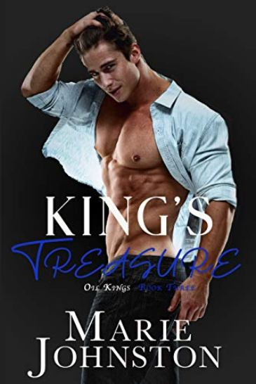 King's Treasure by Marie Johnston - cover