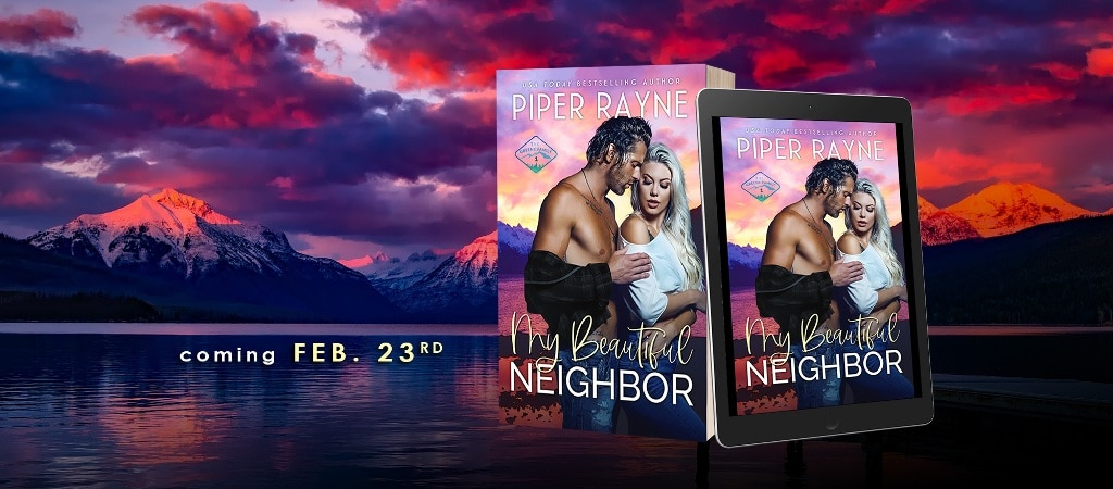 My Beautiful Neighbor by Piper Rayne - banner