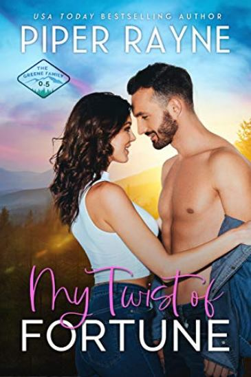 My Twist of Fortune by Piper Rayne - cover