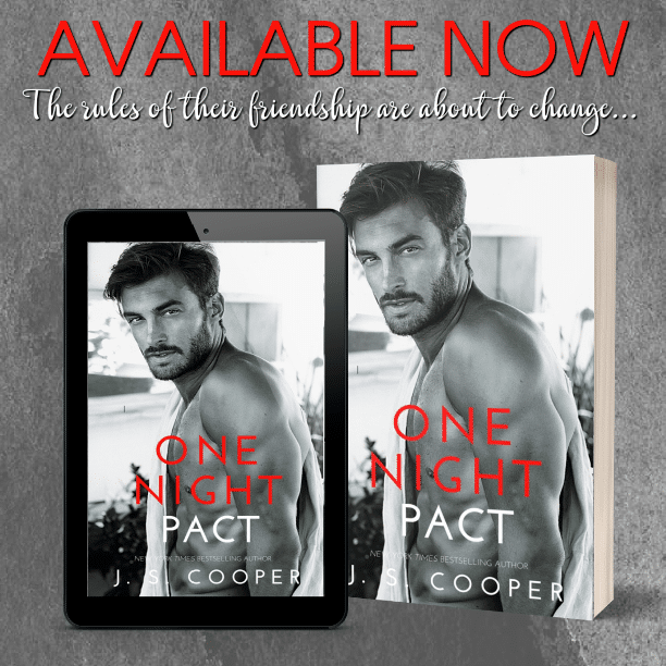 One Night Pact by J.S. Cooper - available