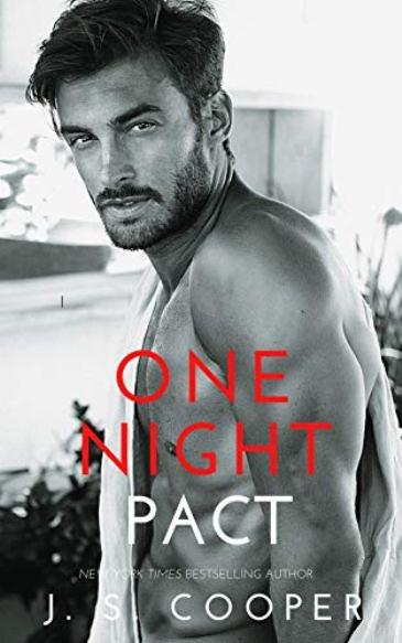 One Night Pact by J.S. Cooper - cover