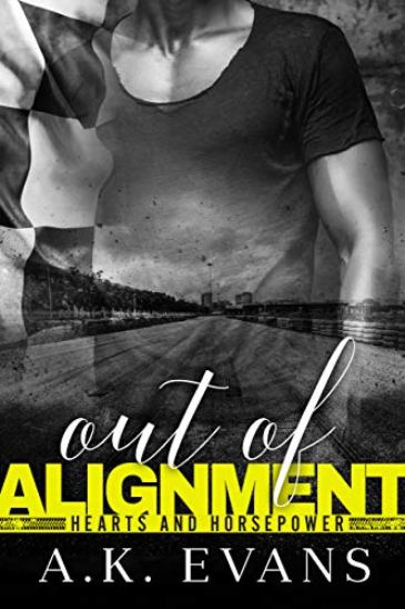 Out of Alignment by A.K. Evans - cover