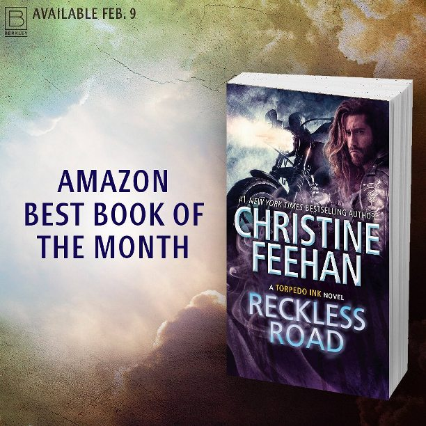 Reckless Road by Christine Feehan - month