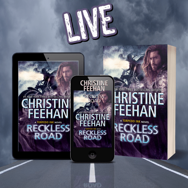 Reckless Road by Christine Feehan - live