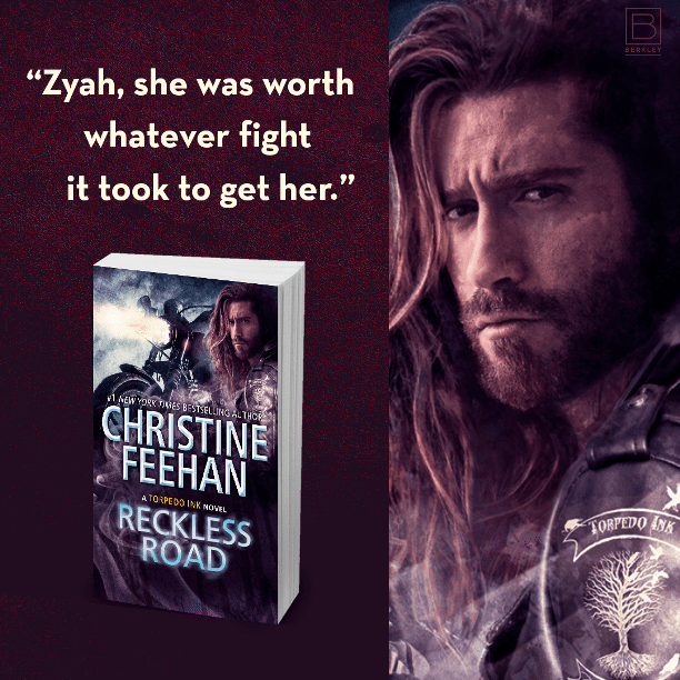 Reckless Road by Christine Feehan - fight