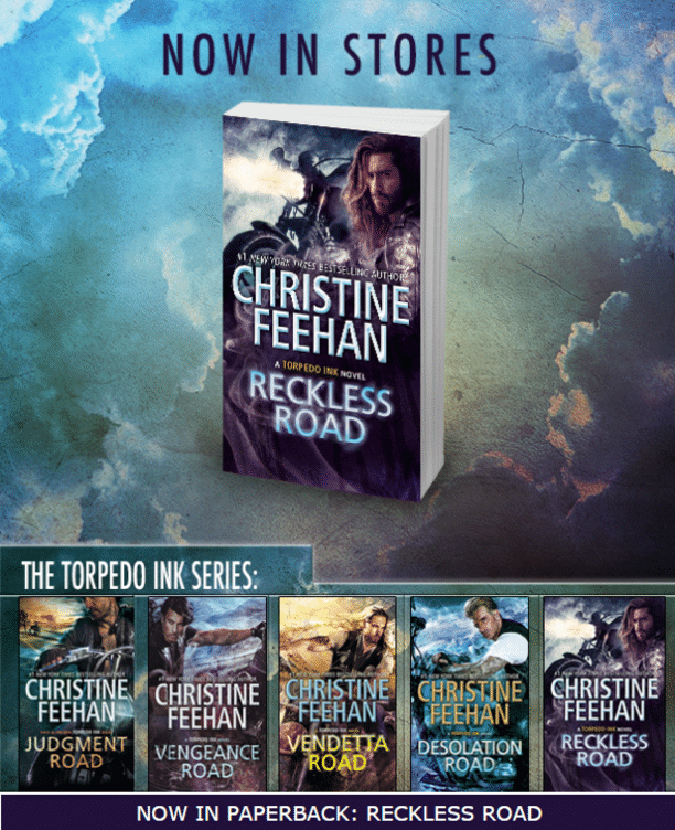 Reckless Road by Christine Feehan - series
