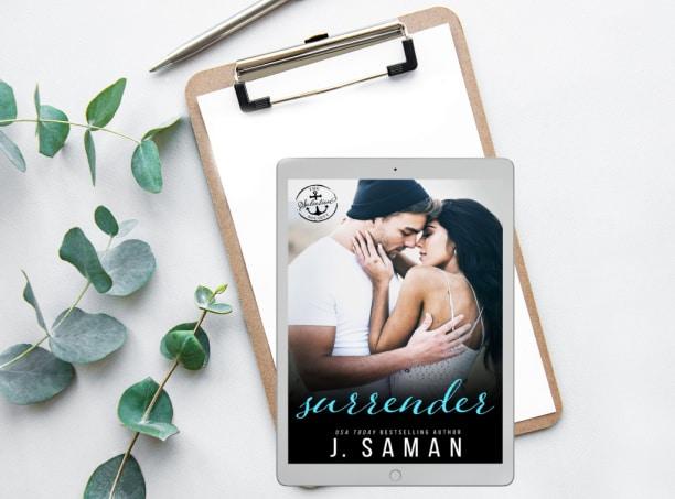 Surrender by J. Saman  - clipboard
