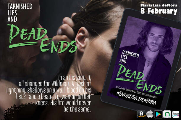 Tarnished Lies and Dead Ends by MariaLisa deMora - instant