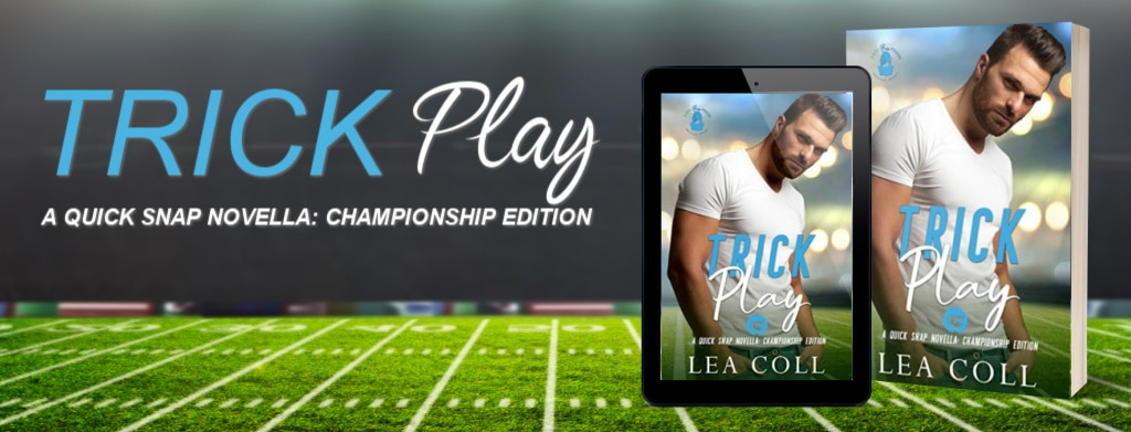 Trick Play by Lea Coll  - banner