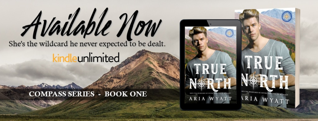 True North by Aria Wyatt - banner