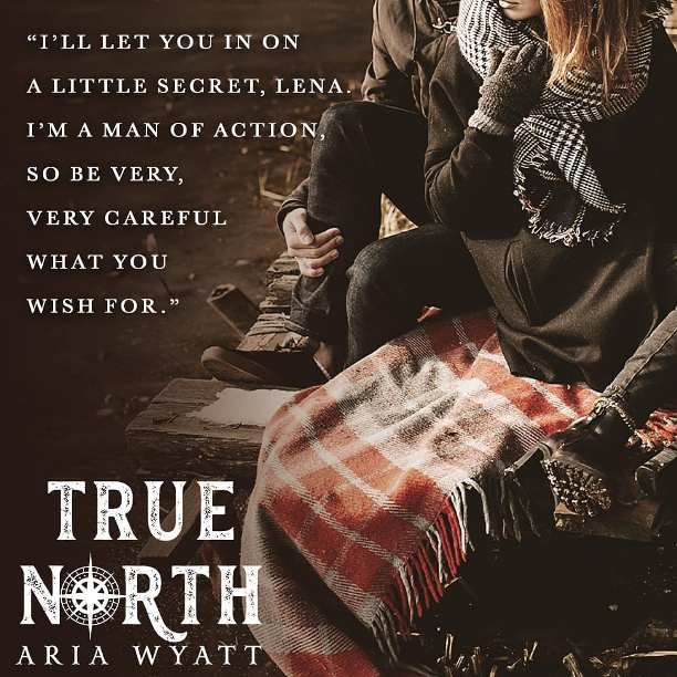 True North by Aria Wyatt - secret