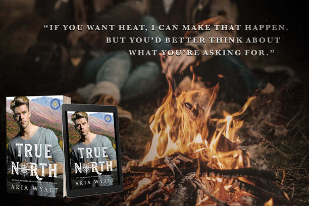 True North by Aria Wyatt - heat