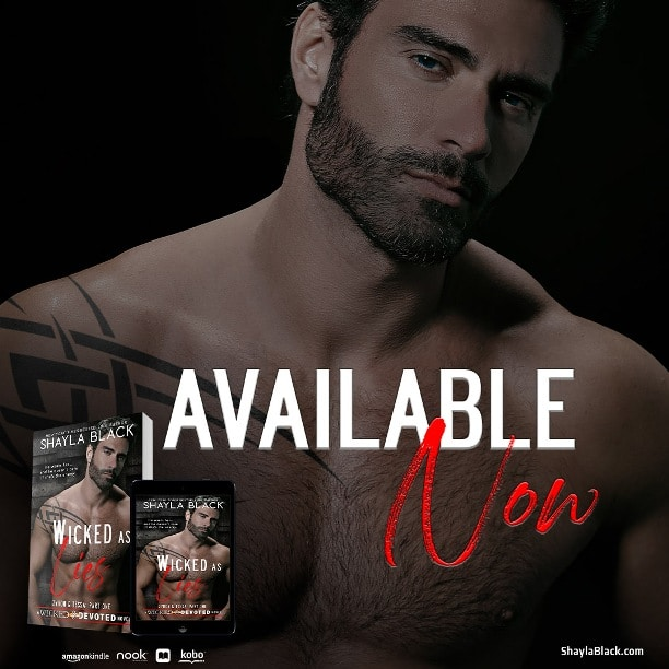 Wicked as Lies by Shayla Black - available