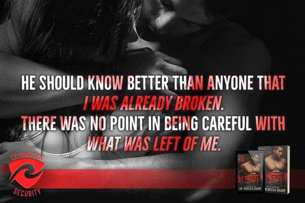 Betrayed by Dr. Rebecca Sharp - broken