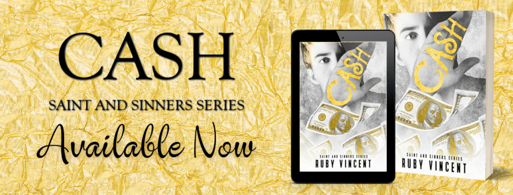 Cash by Ruby Vincent - banner