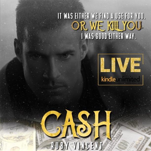 Cash by Ruby Vincent - live
