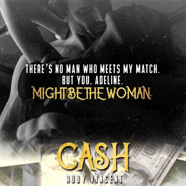 Cash by Ruby Vincent - match