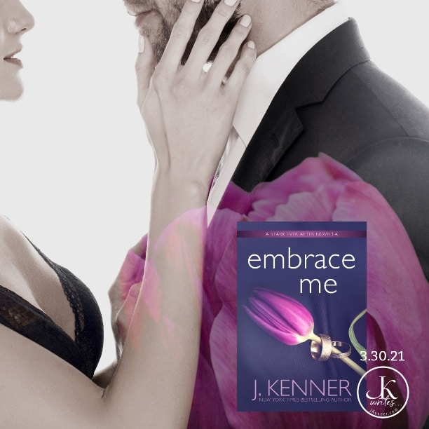 Embrace Me by J. Kenner - couple