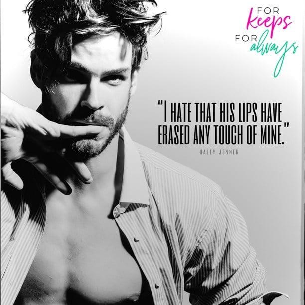For Keeps. For Always. by Haley Jenner - erased