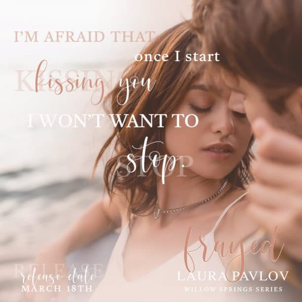 Frayed by Laura Pavlov - stop