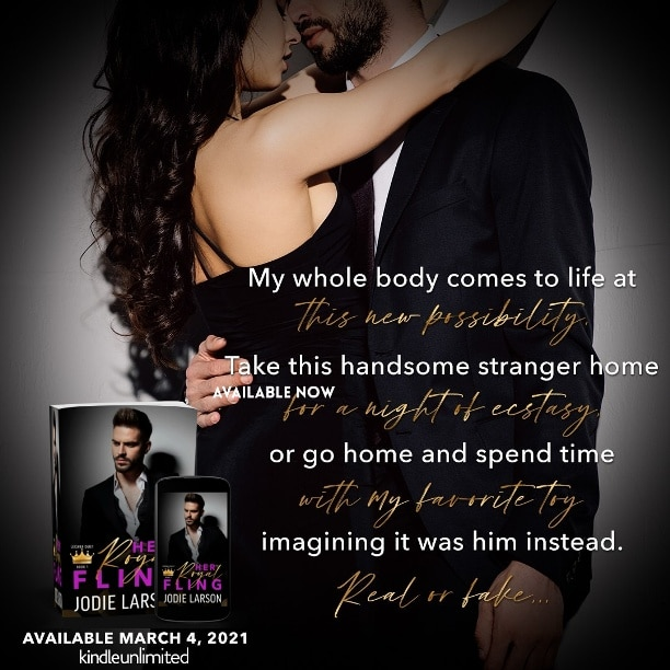 Her Royal Fling by Jodie Larson - whole body