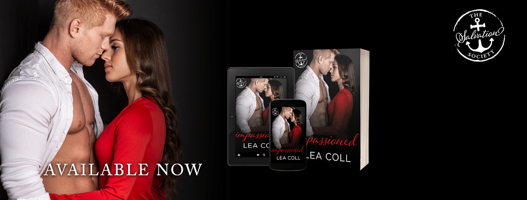Impassioned by Lea Coll - banner
