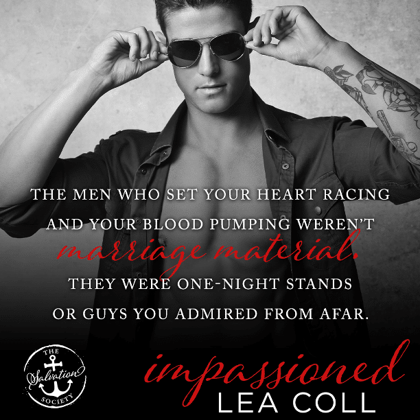 Impassioned by Lea Coll - racing
