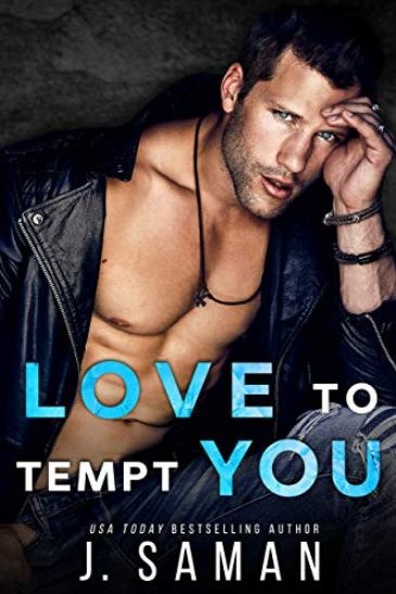 Love to Tempt You by J. Saman - cover