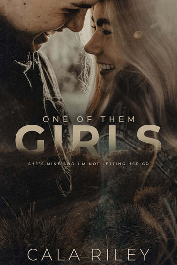 One of Them Girls by Cala Riley - cover