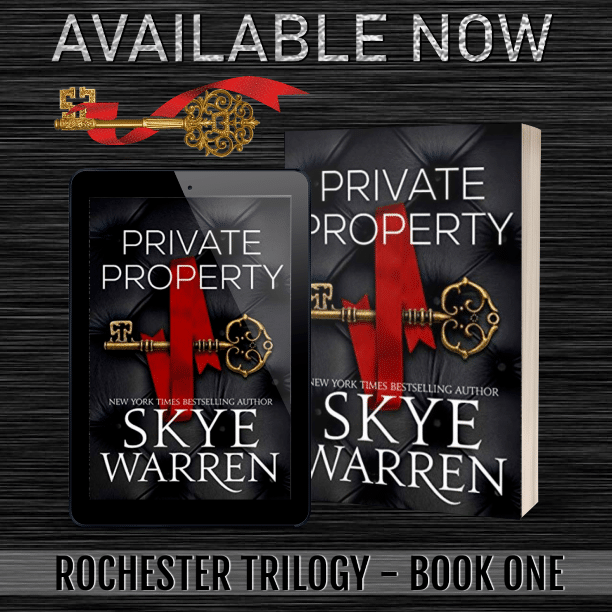 Private Property by Skye Warren - available