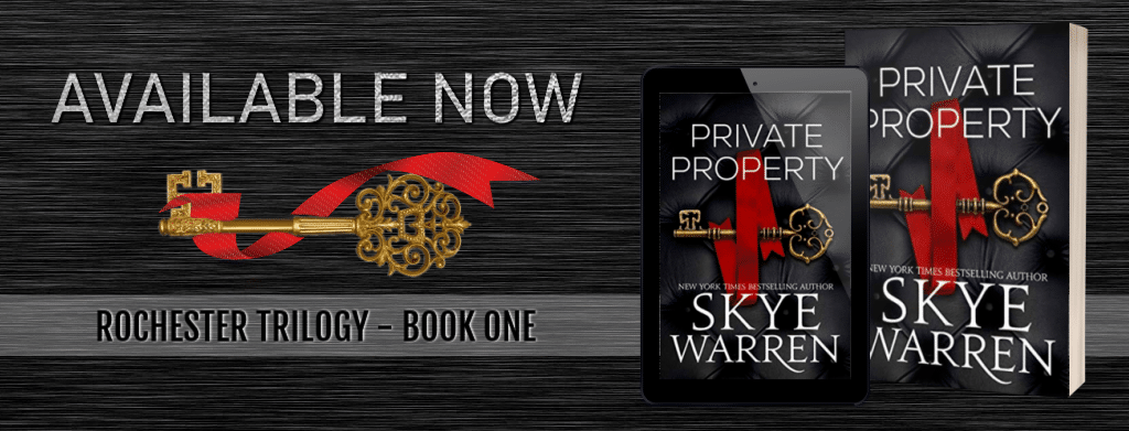 Private Property by Skye Warren - banner